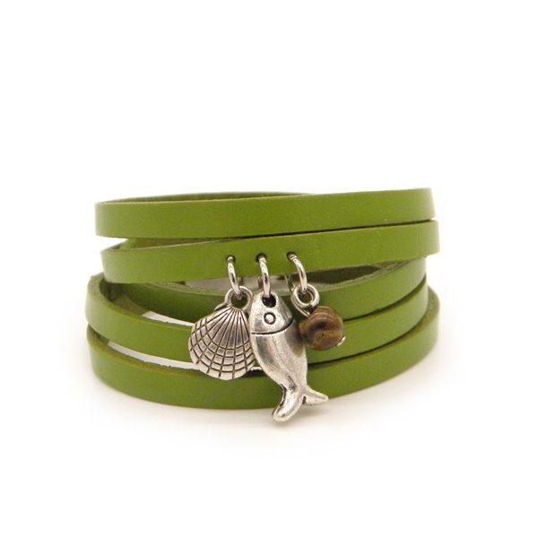 Зелена гривна