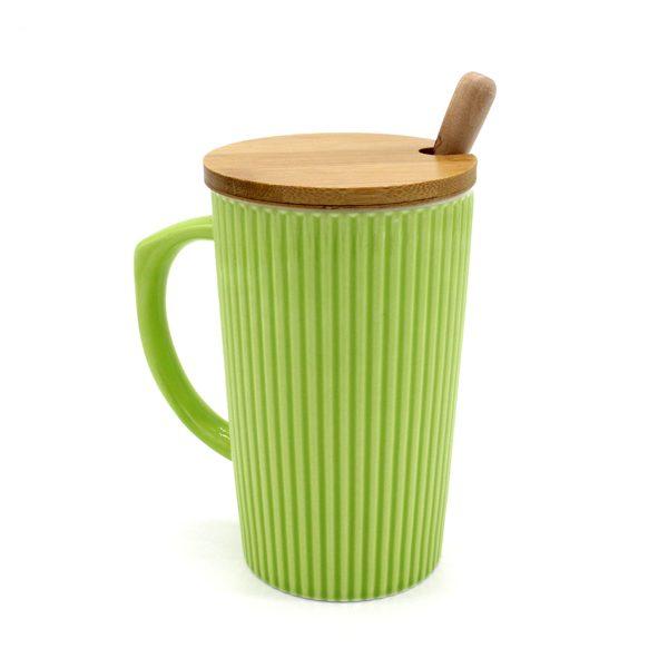 Керамична чаша (различни цветове)