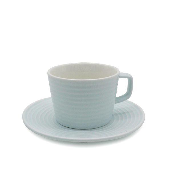 Керамична чаша за кафе (различни цветове)