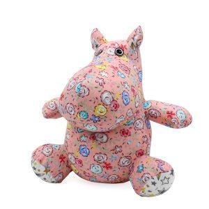 Хипопотам/ Муминтрол 22 см. (различни цветове)
