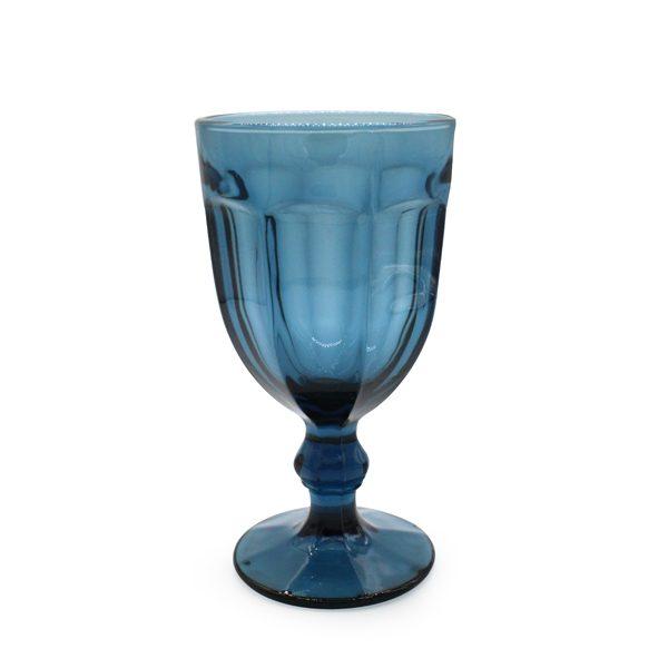 Стъклена чаша (различни цветове)