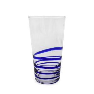Чаша със синя шарка