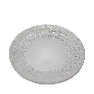 Керамична чиния голяма