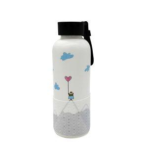 Керамична бутилка (различни картинки)